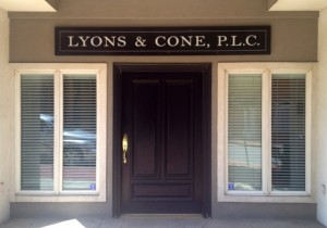 Lyons and Cone
